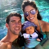Michael Phelps, Boomer Phelps, Nicole Johnson