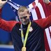 Caeleb Dressel, 2016 Summer Olympics, Crying