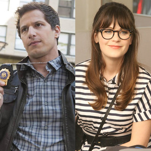 Andy Samberg, Brooklyn Nine-Nine, Zooey Deschanel, New Girl