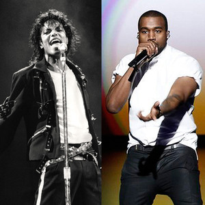 Kanye West, Michael Jackson