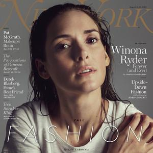 <i>Stranger Things</i>' Winona Ryder Talks Anxiety and Depression: ''I'm Sick of People Shaming Women''