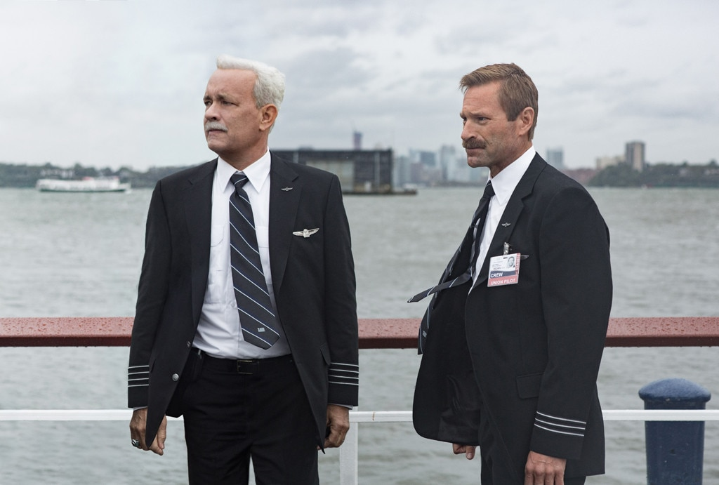 Tom Hanks, Aaron Eckhart, Sully