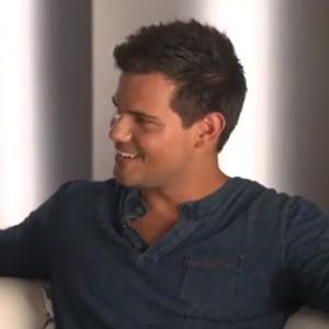 Lea Michele, Taylor Lautner, Facebook Live