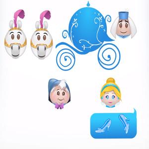 Cinderella, As Told By Emoji