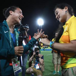Marjorie Enya, Isadora Cerullo, 2016 Rio Summer Olympics