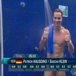 Divers, Rio 2016
