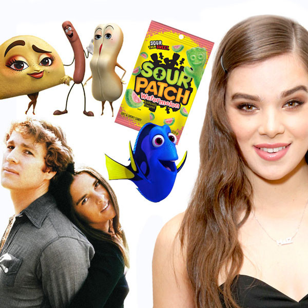 Going to the Movies with Hailee Steinfeld