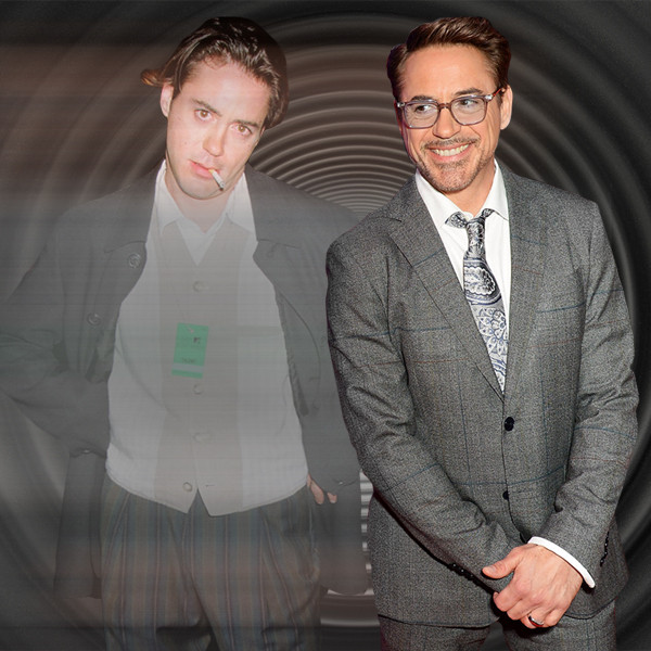 Robert Downy Jr, Comeback