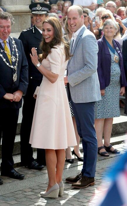 Kate Middleton, Prince William