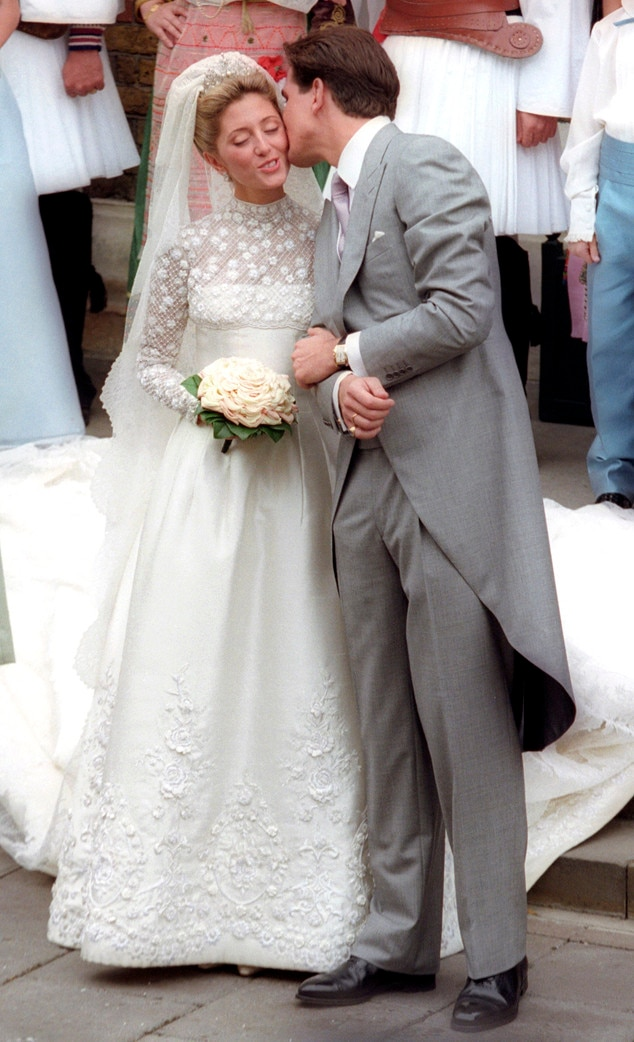 Prince Pavlos, Miss Marie-Chantal Miller, Greece, Wedding