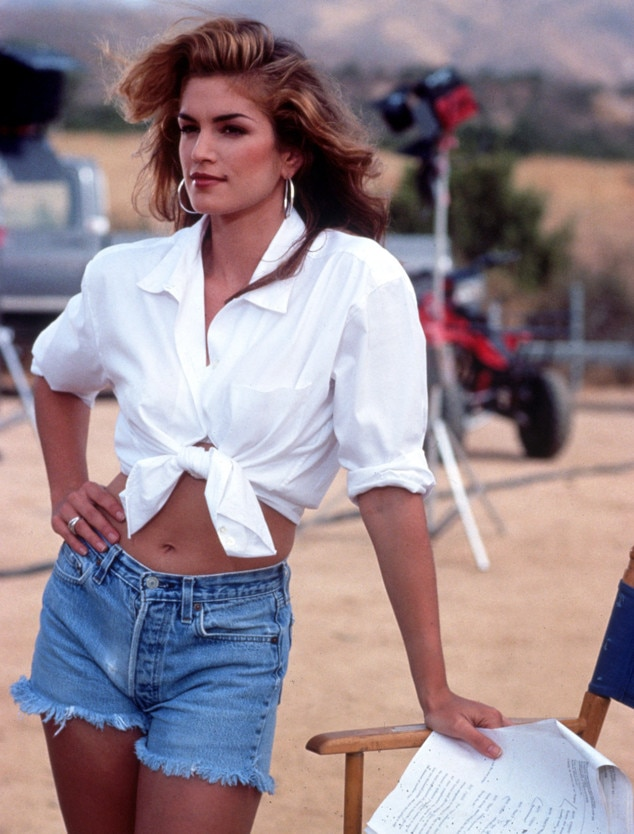 ESC: OG Model, Cindy Crawford