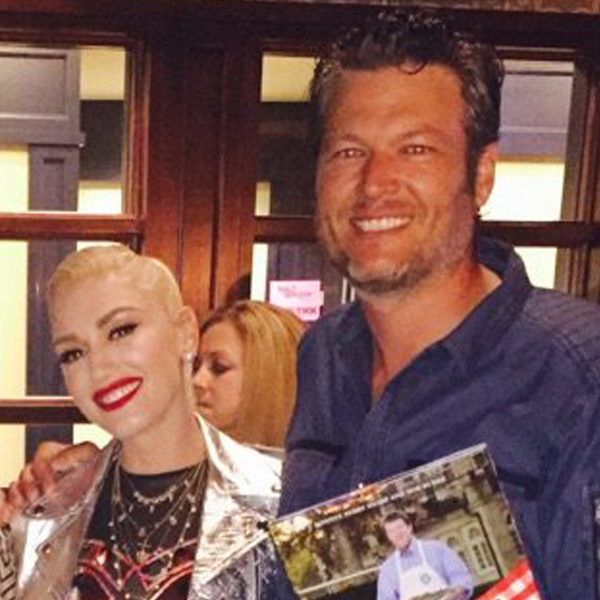 Gwen Stefani, Blake Shelton, Governor Mary Fallin, Twitter