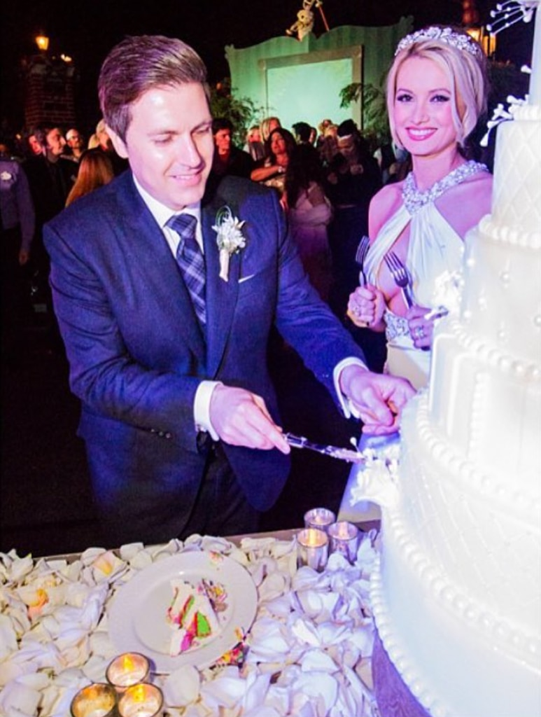 Holly Madison, Pasquale Rotella, Wedding