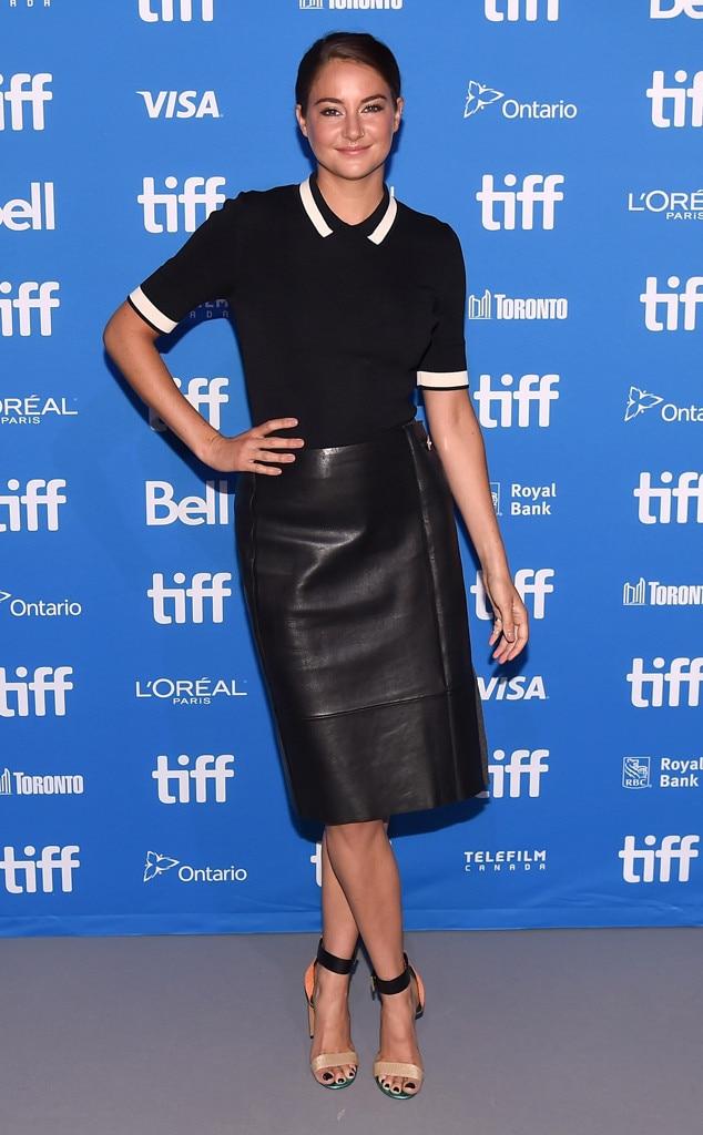 Shailene Woodley, TIFF