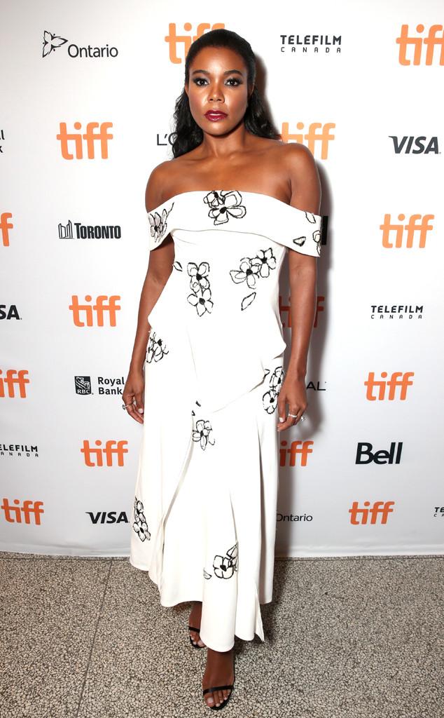 Gabrielle Union, TIFF
