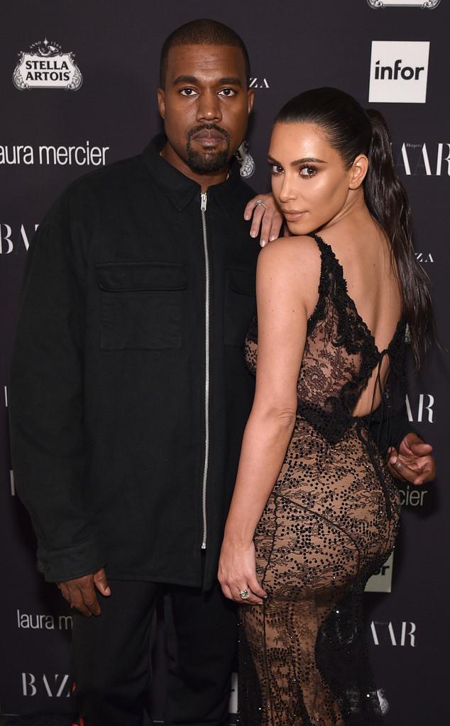 Kim Kardashian, Kanye West, NYFW 2016