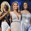 Miss America 2017, Miss Arkansas, Miss South Carolina, Miss New York