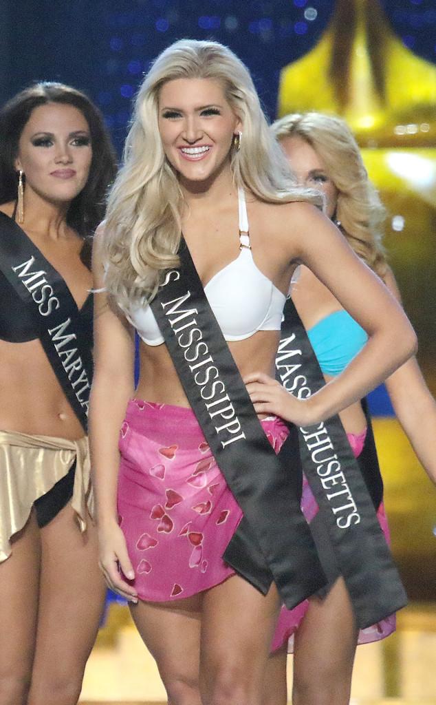 Miss America 2017, Miss Mississippi Laura Lee Lewis