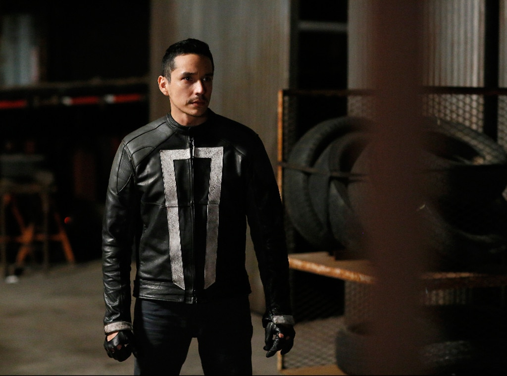 Agents of S.H.I.E.L.D. Season 4, Gabriel Luna