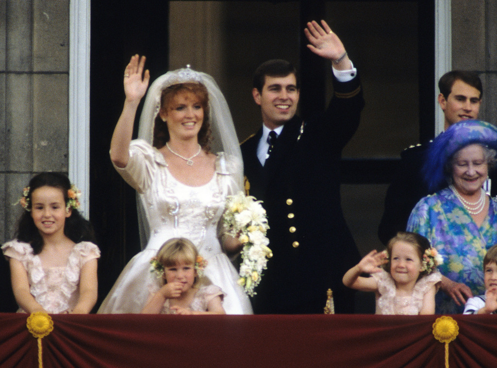 Sarah Ferguson, Duchess of York and Prince Andrew, Duke of York