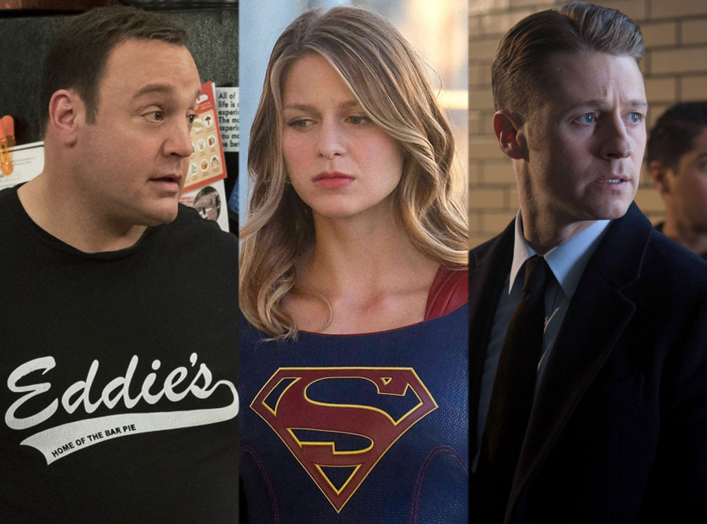 Kevin Can Wait, Supergirl, Gotham, Fall DVR Battles