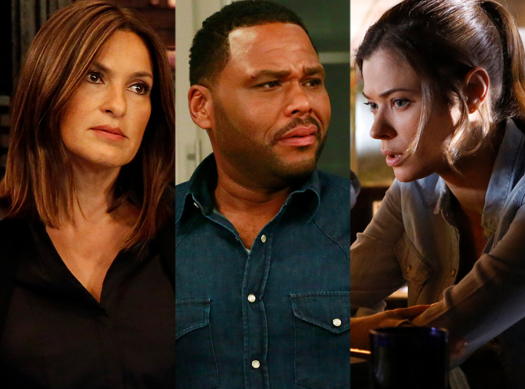 Blackish, Law & Order: SVU, Frequency, Fall DVR Battles
