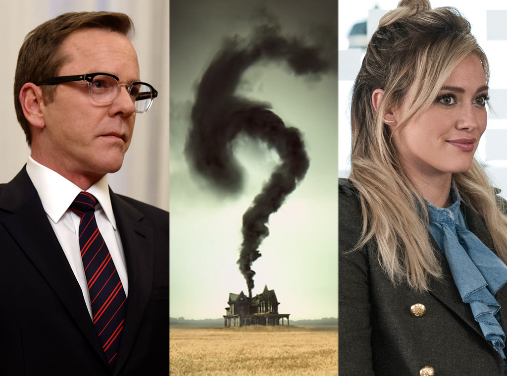 Designated Survivor, Younger, American Horror Story 6, Fall DVR Battles