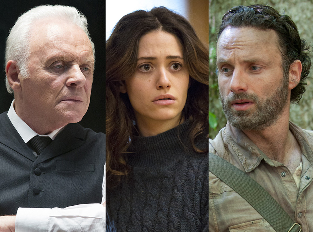 Westworld, Shameless, The Walking Dead, Westward, Fall DVR Battles