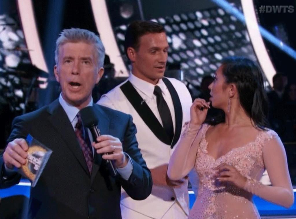Ryan Lochte, Cheryl Burke, Dancing With the Stars