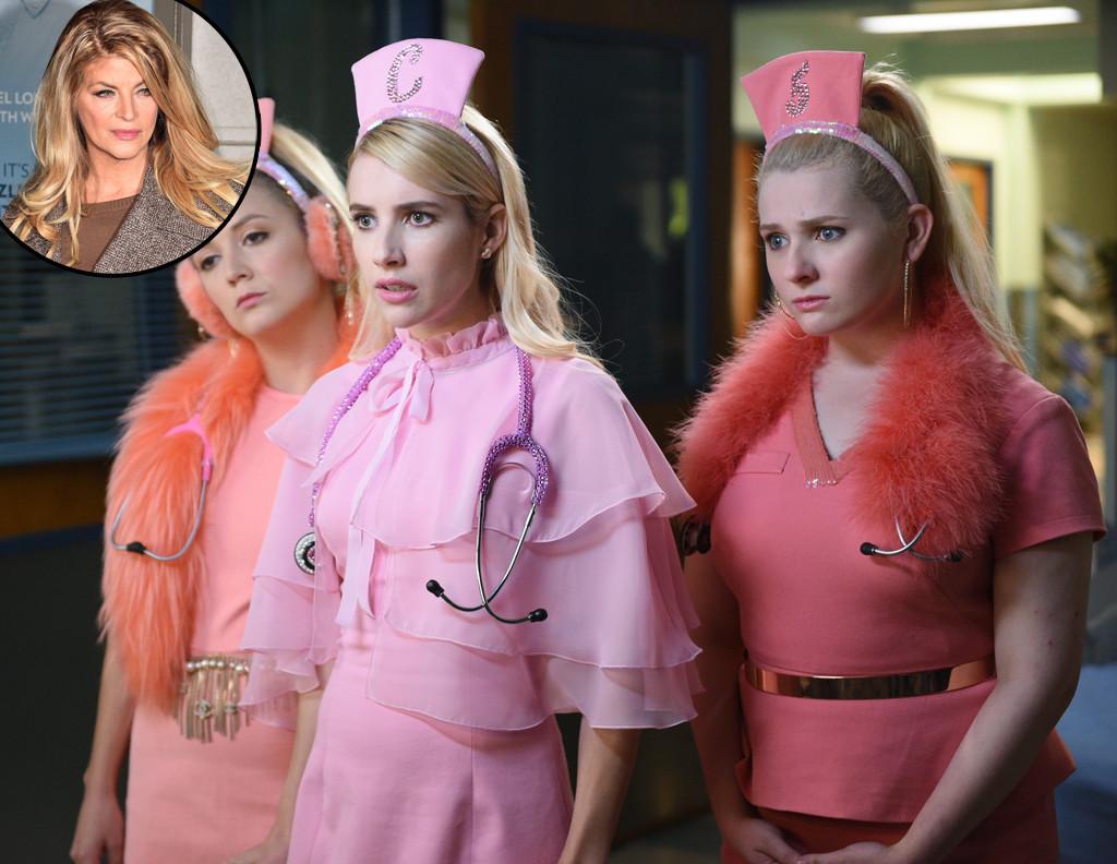 Scream Queens, Kirstie Alley