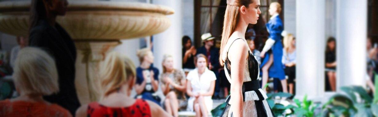 ESC: New York Fashion Week, Best Beauty, Carolina Herrera
