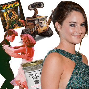 Going to the Movies with Shailene Woodley