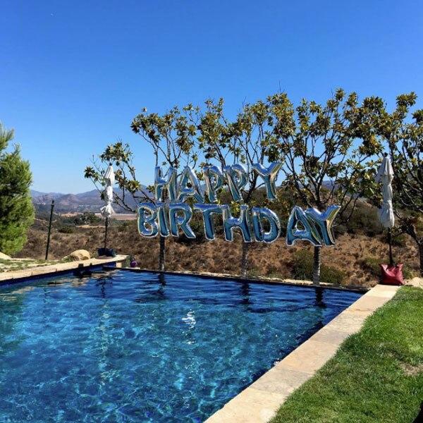 Sean Preston, Jayden James, Britney Spears, Birthday Party
