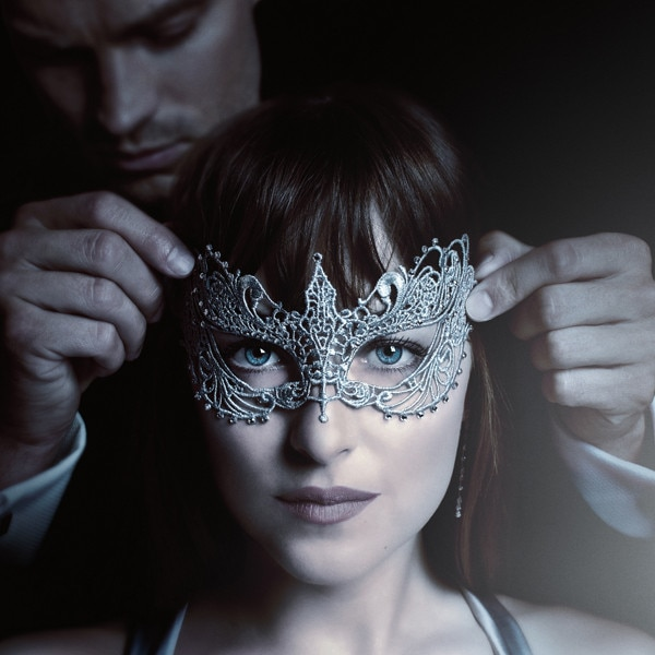 Fifty Shades Darker, Poster, Jamie Dornan, Dakota Johnson