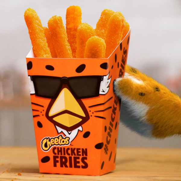 Burger King, Cheetos Chicken Fries