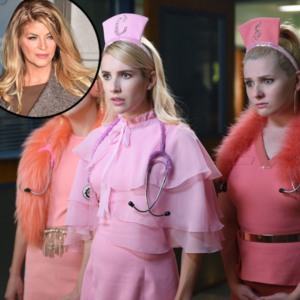 Scream Queens, Kirstie Alley