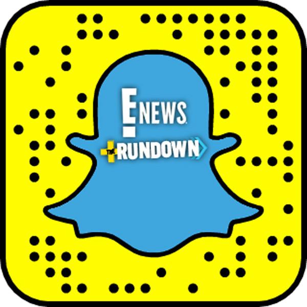 Snapchat E! News Rundown
