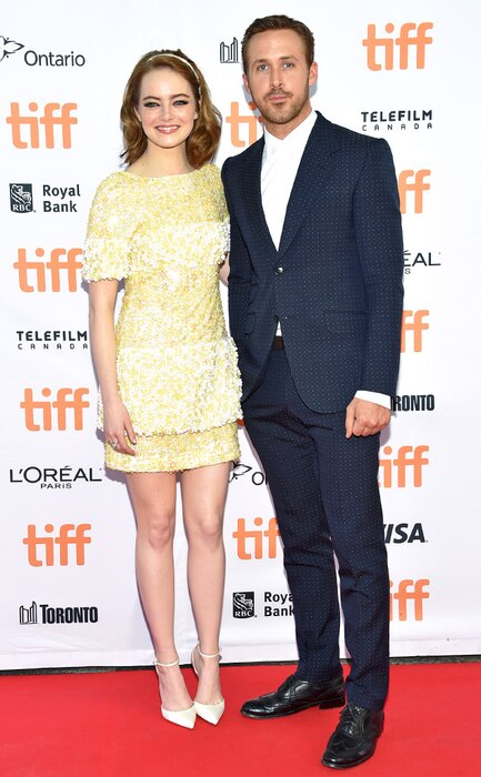 Emma Stone, Ryan Gosling, TIFF