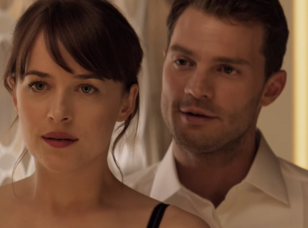 Fifty Shades Darker, Jamie Dornan, Dakota Johnson