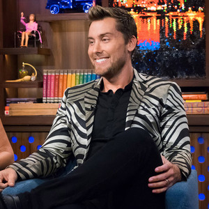 Lance Bass, Watch What Happens Live