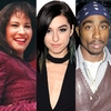 Selena Quintanilla, Christina Grimmie, Tupac, Celebs Who Were Murdered