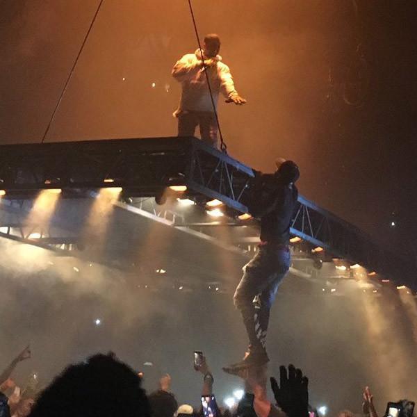 Kanye West, Saint Pablo Tour