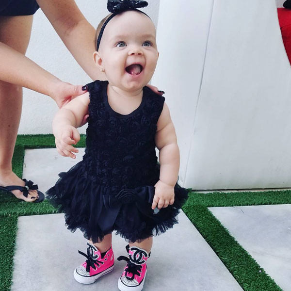 Coco And Ice T S Daughter Chanel Is The Most Adorable And