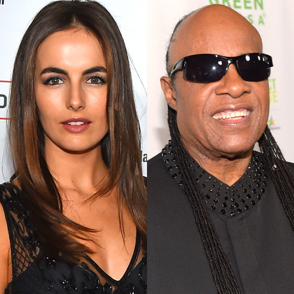 Camilla Belle, Stevie Wonder