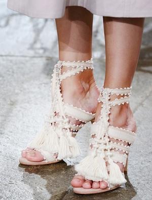 ESC: New York Fashion Week, Best Shoes
