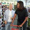 First Lady Michelle Obama, Ellen DeGeneres