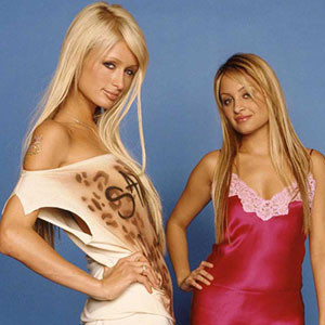 Paris Hilton, Nicole Richie, The Simple life