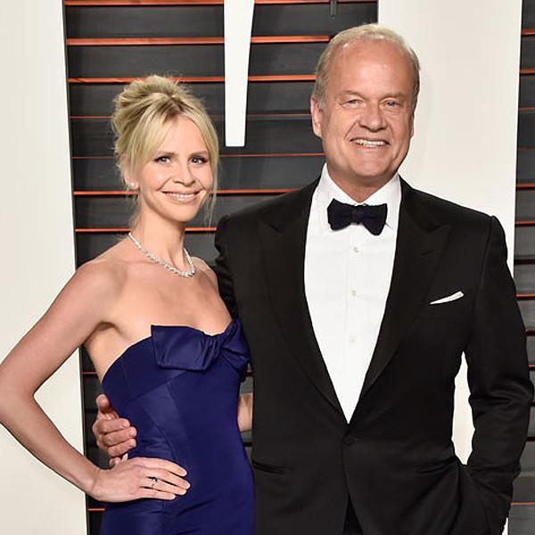 Kayte Grammer, Kelsey Grammer, Vanity Fair Oscars Party