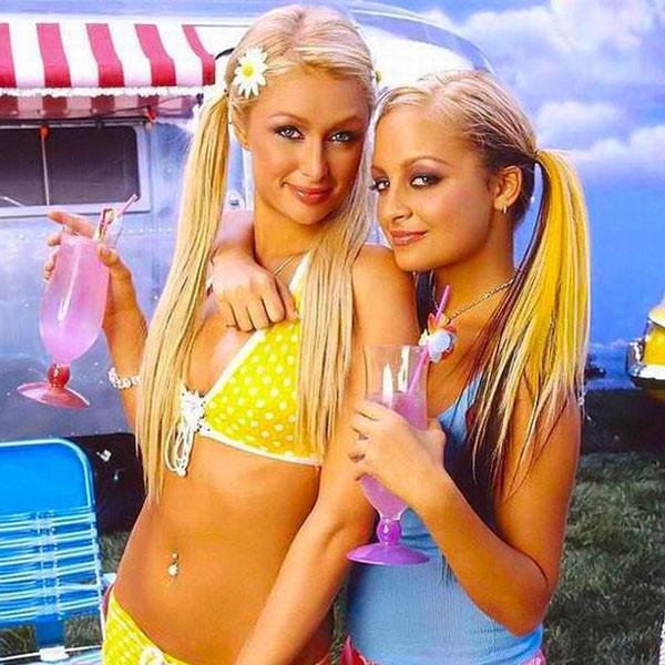Paris Hilton, Nicole Richie, The Simple life