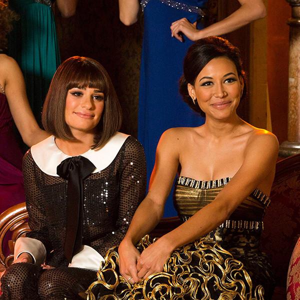 Lea Michele, Naya Rivera